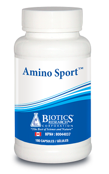 BIOTICS RESEARCH AMINO SPORT 180 CAPS