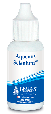 BIOTICS RESEARCH AQUEOUS SELENIUM 0.5 OZ