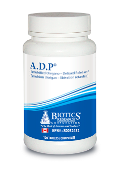 BIOTICS RESEARCH A.D.P 120 TABLETS