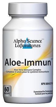 Alpha Science Aloe-Immun 60 caps