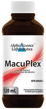 Alpha Science Labs Macuplex 100 ML