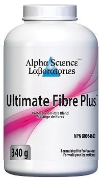 Alpha Science Ultimate Fiber Plus Powder 340 gm