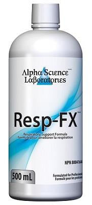 Alpha Science Resp-FX 500 ml