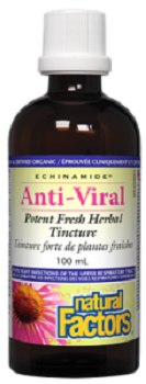 Natural Factors Echinamide Anti-Viral Tincture  100 ML