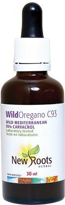 NEW WILD OREGANO C93 30 ML