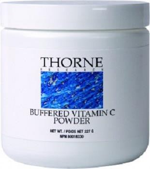 Thorne Research Buffered Vitamin C Powder 227 G