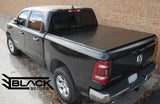 2019 Dodge Ram 5.7ft Short Bed - Hard Tri-fold Cover - Solid Fold Tonneau Cover (Top Mount)