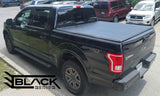 2009-2019 Ford F150 5.5ft - Soft Tri-Fold Tonneau Cover
