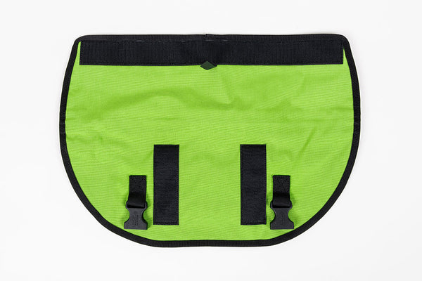 Front Flap für S-Bag (lime green)
