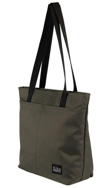 Borough Tote Bag (olive)