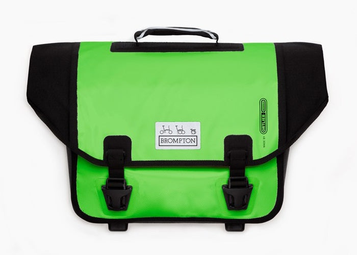 Auslaufmodell: O-Bag in apple green