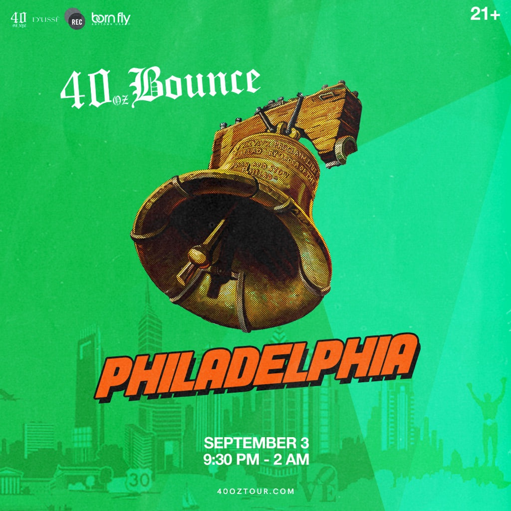 40oz Bounce Philly