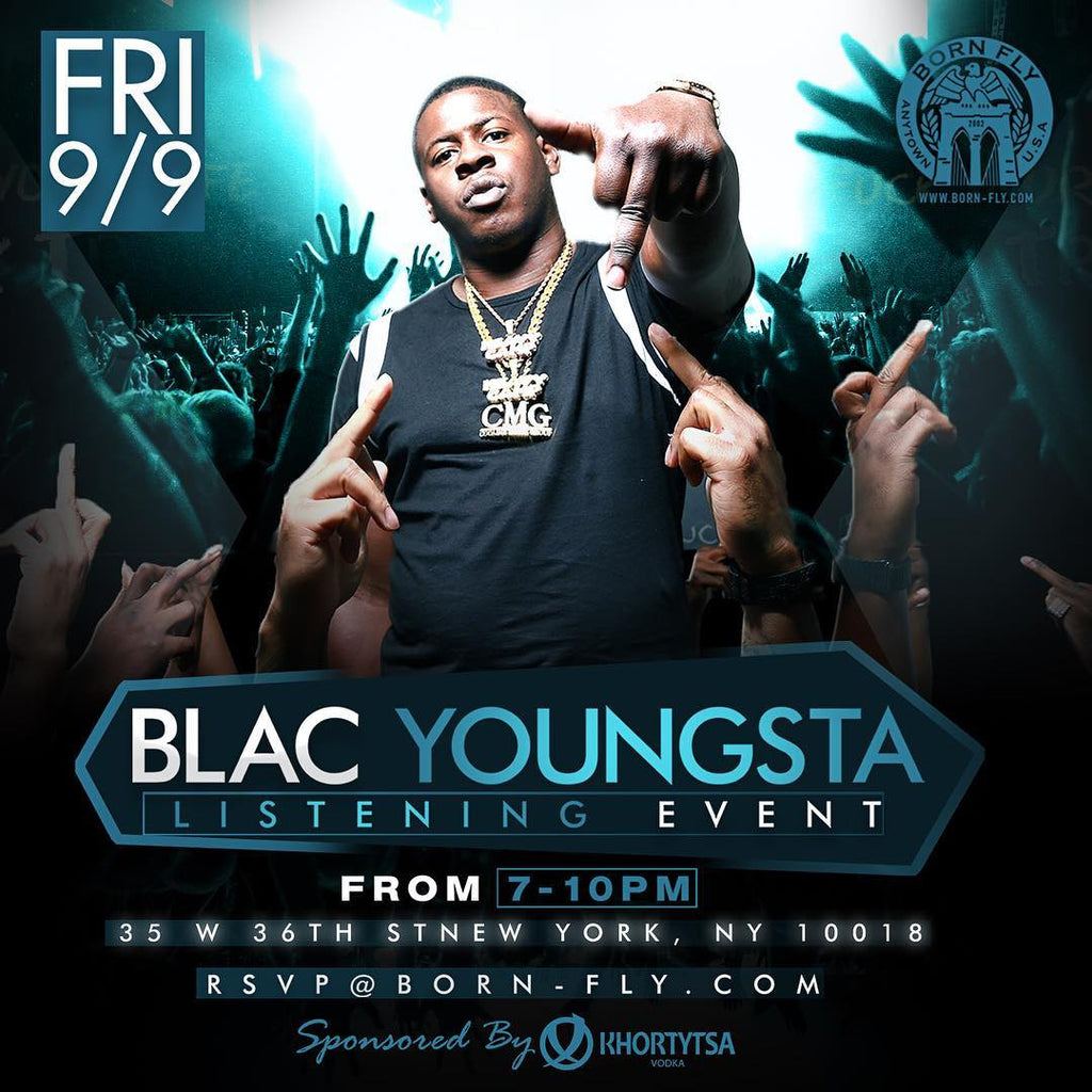 Sound Stage: Blac Youngsta -