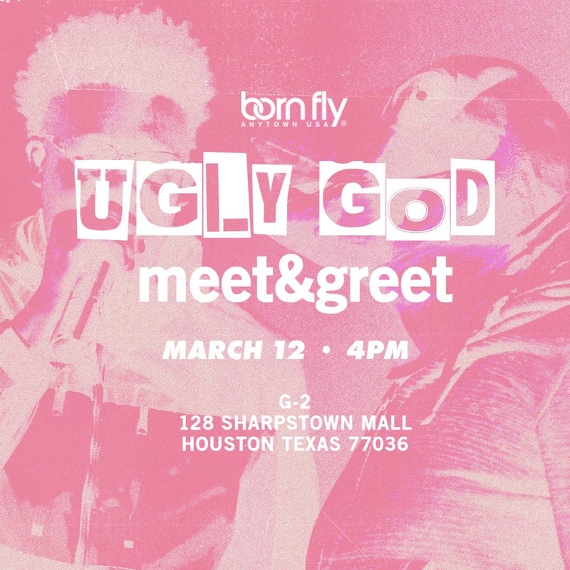 Meet Ugly God in Houston