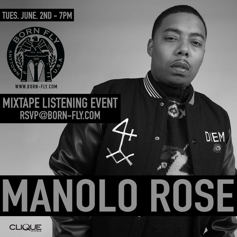 Manolo Rose Listening Event
