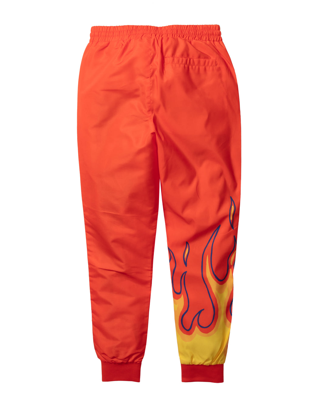 Big & Tall - Hot Sauce Nylon Pant