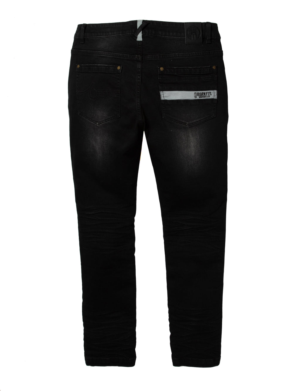 Big & Tall - Black Panther Denim Jean