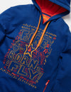 Big & Tall - Hot Pepper Loopback Hoody