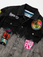 Big & Tall - Laguardia Denim Jacket