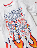 Big & Tall - Fire Tee