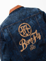 Big & Tall - Bluelabel Jean Jacket