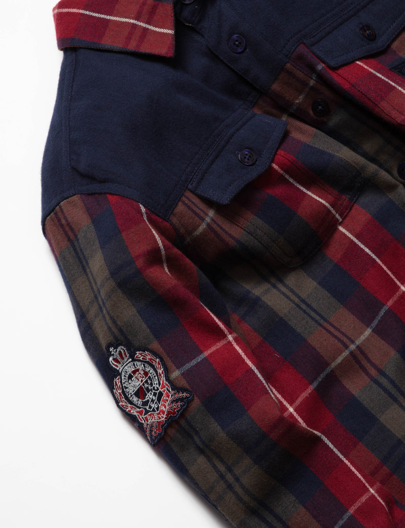 Yale Plaid Woven