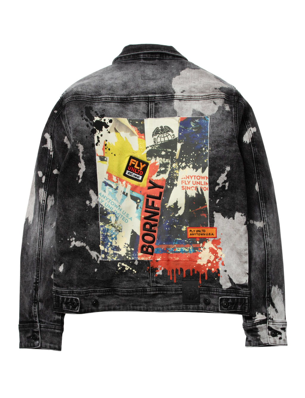 Unshackled Denim Jacket