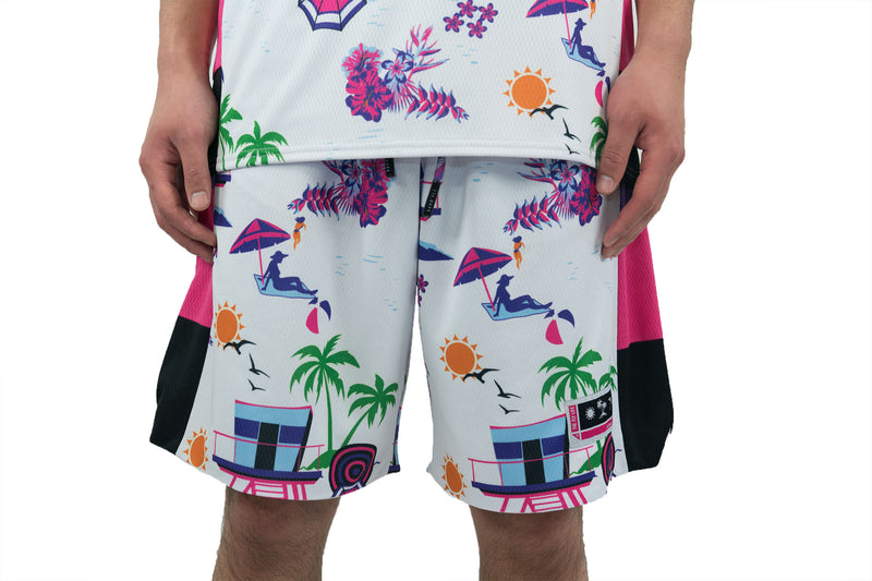 Bali Mesh Shorts - Shorts - Born Fly