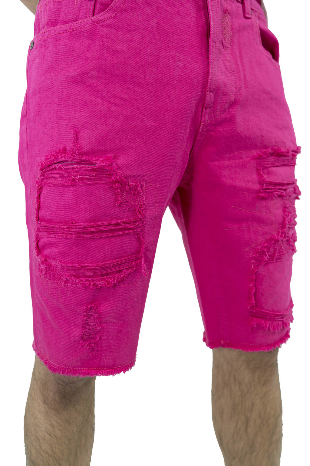 Cape Verde Denim Shorts - Shorts - Born Fly
