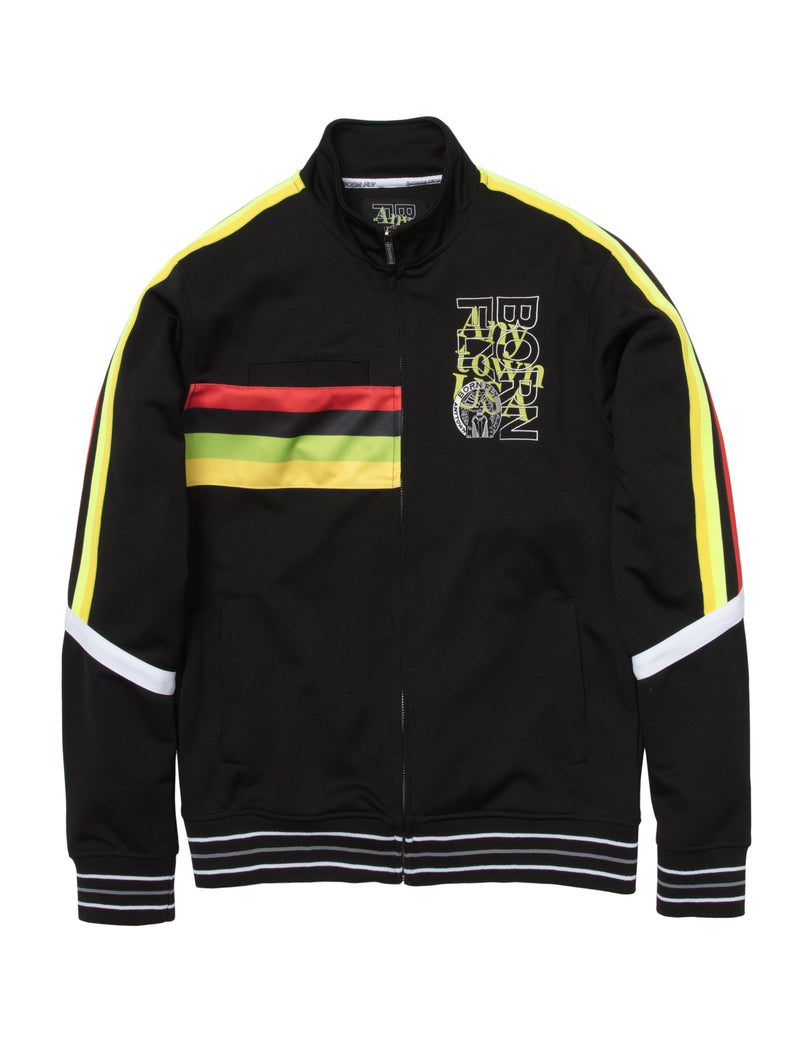 Mouse Trap Track Jacket - Big & Tall