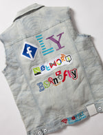 Big & Tall - Catfish Denim Vest