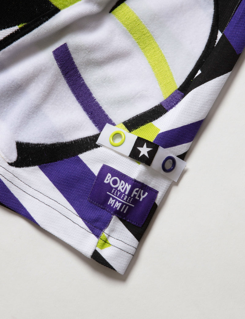 Sail Wind Graphic Polo