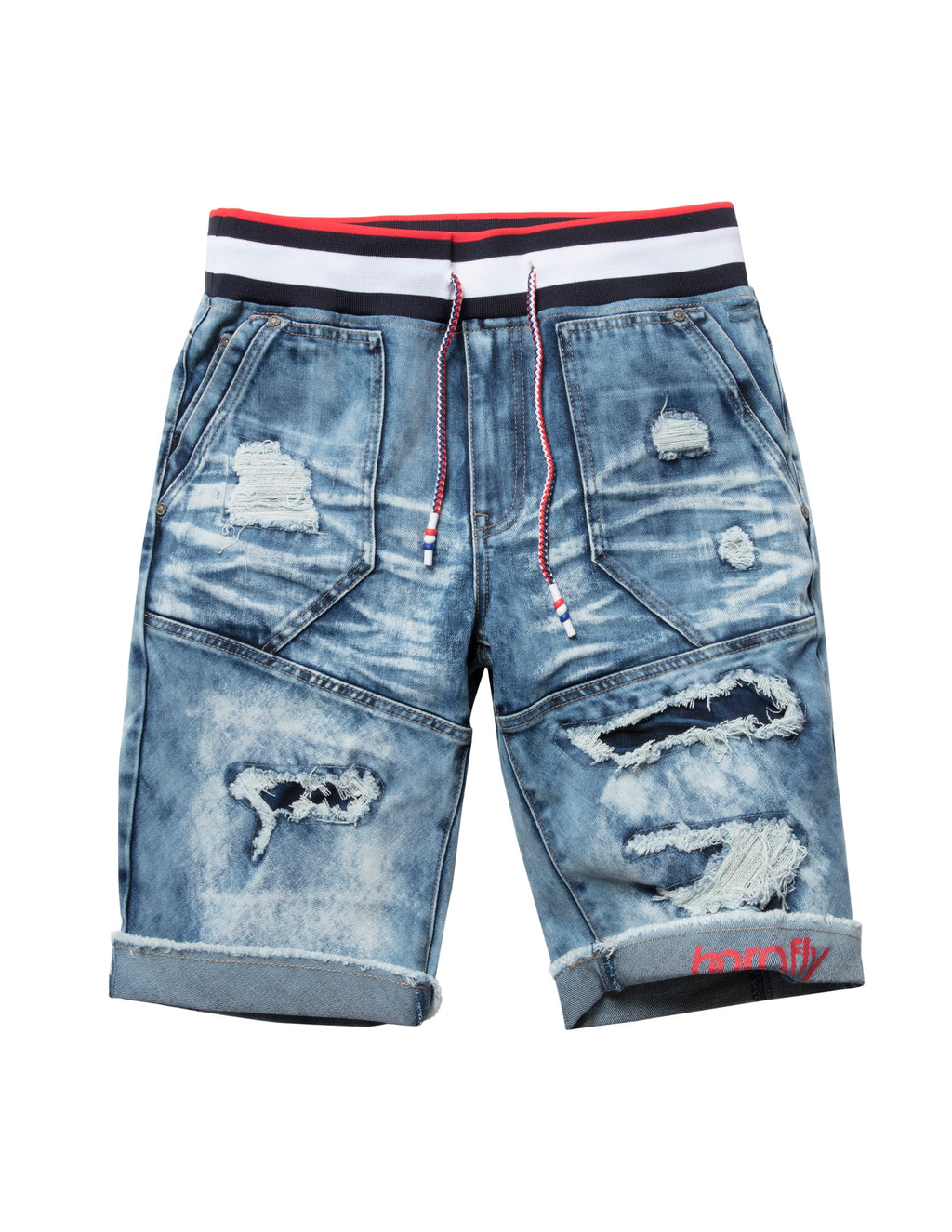 Big & Tall - Eris 2 Denim Short