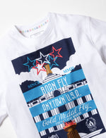 Gymnastics Graphic Tee