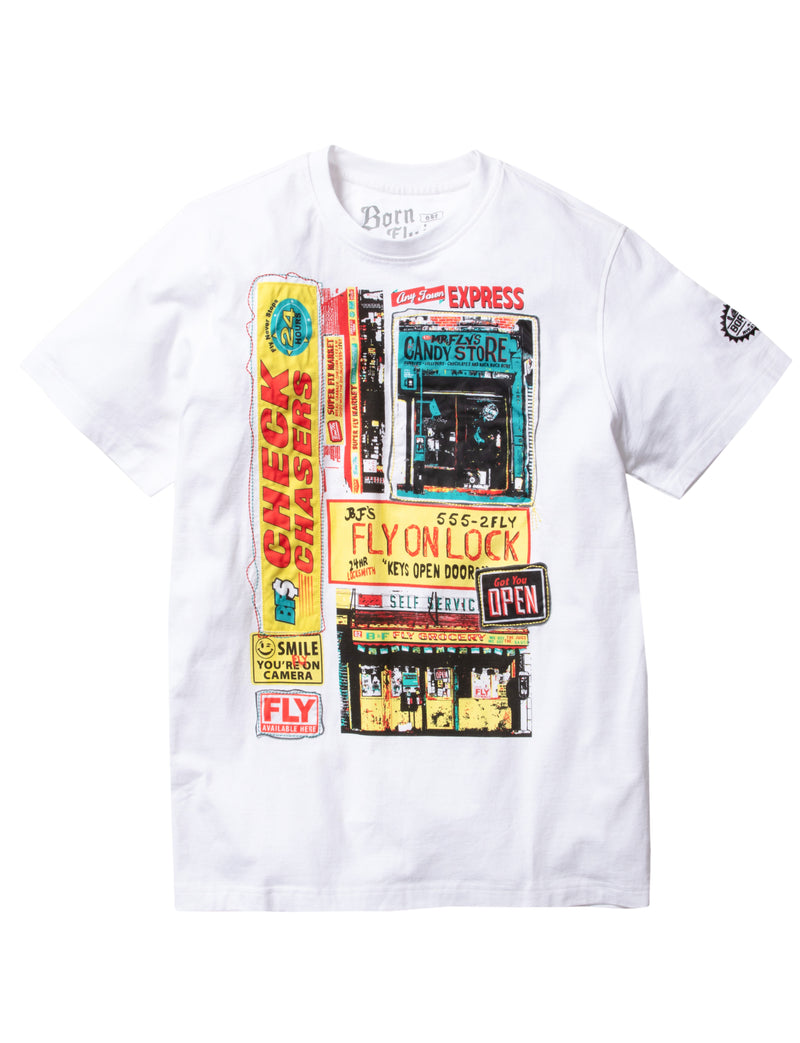 Big & Tall Money Gram Graphic Tee