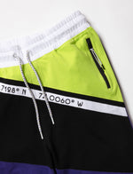 Grand Canal Colorblock Sweatshort