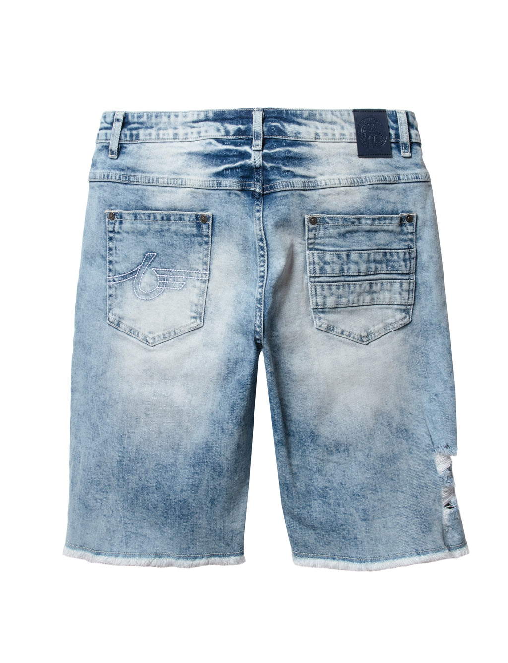 Big & Tall Ice Cream Denim Short