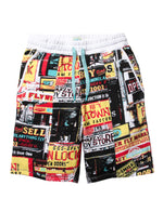 Paycheck Printed Short