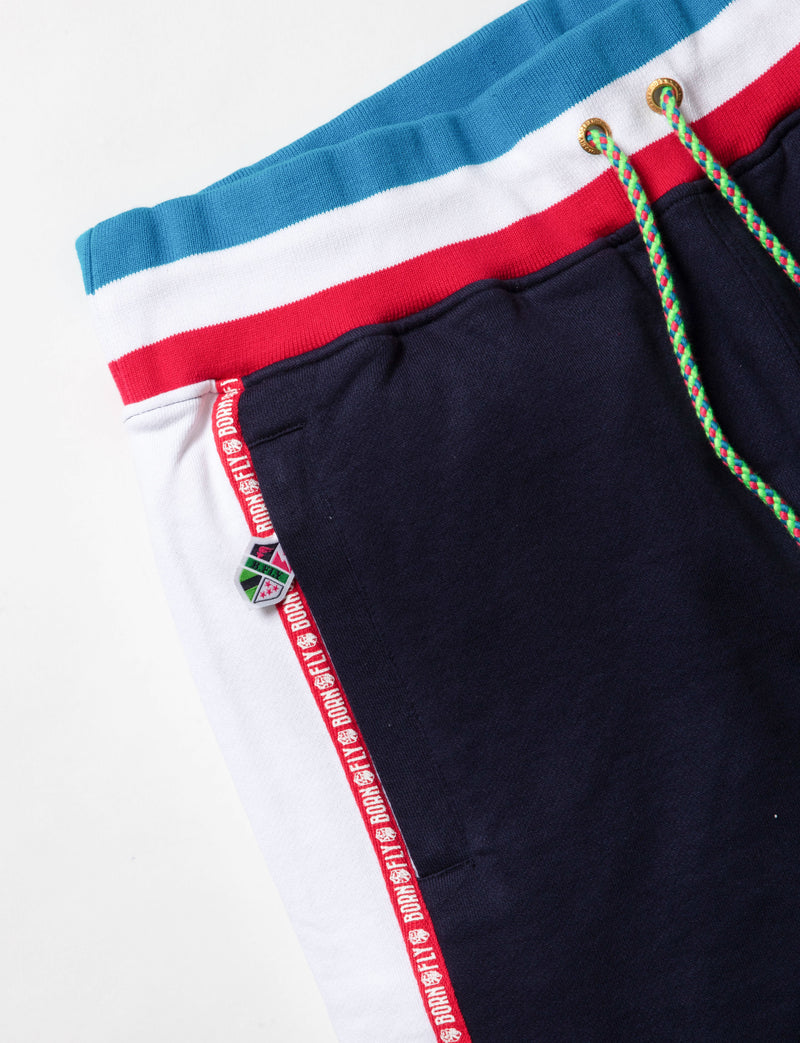 Big & Tall Olympics Colorblock Sweatshort