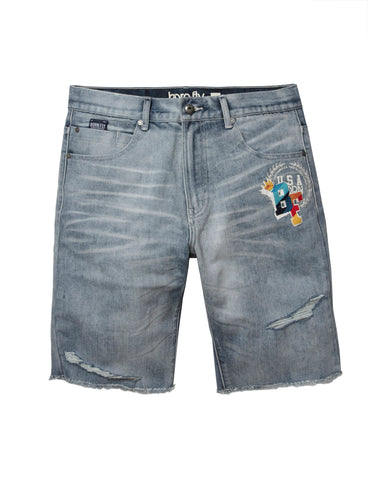 Big & Tall - Sahara Denim Short