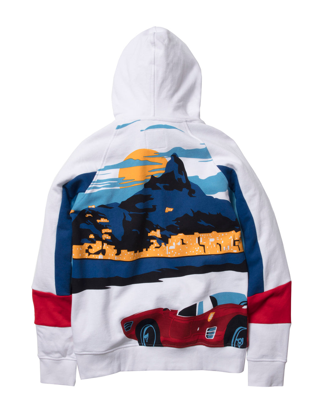 Big & Tall - Clear Sky Fleece Hoodie
