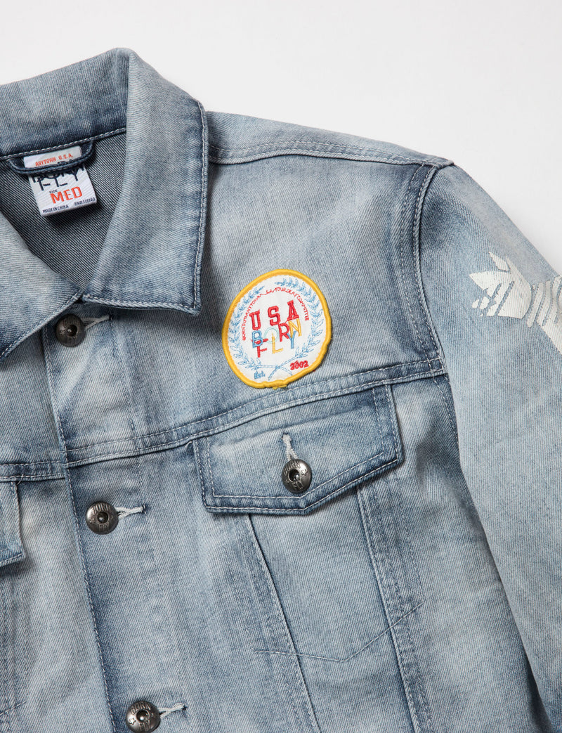 Contador Denim Jacket