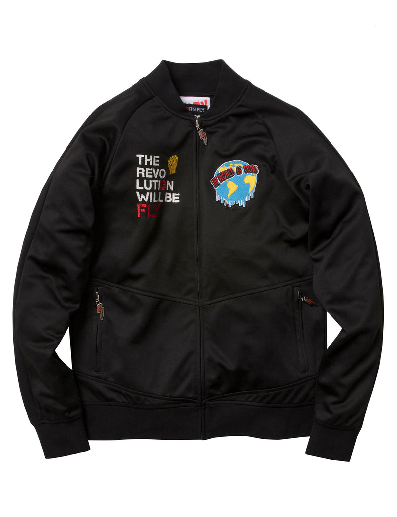 Big & Tall - Matilaba Track Jacket