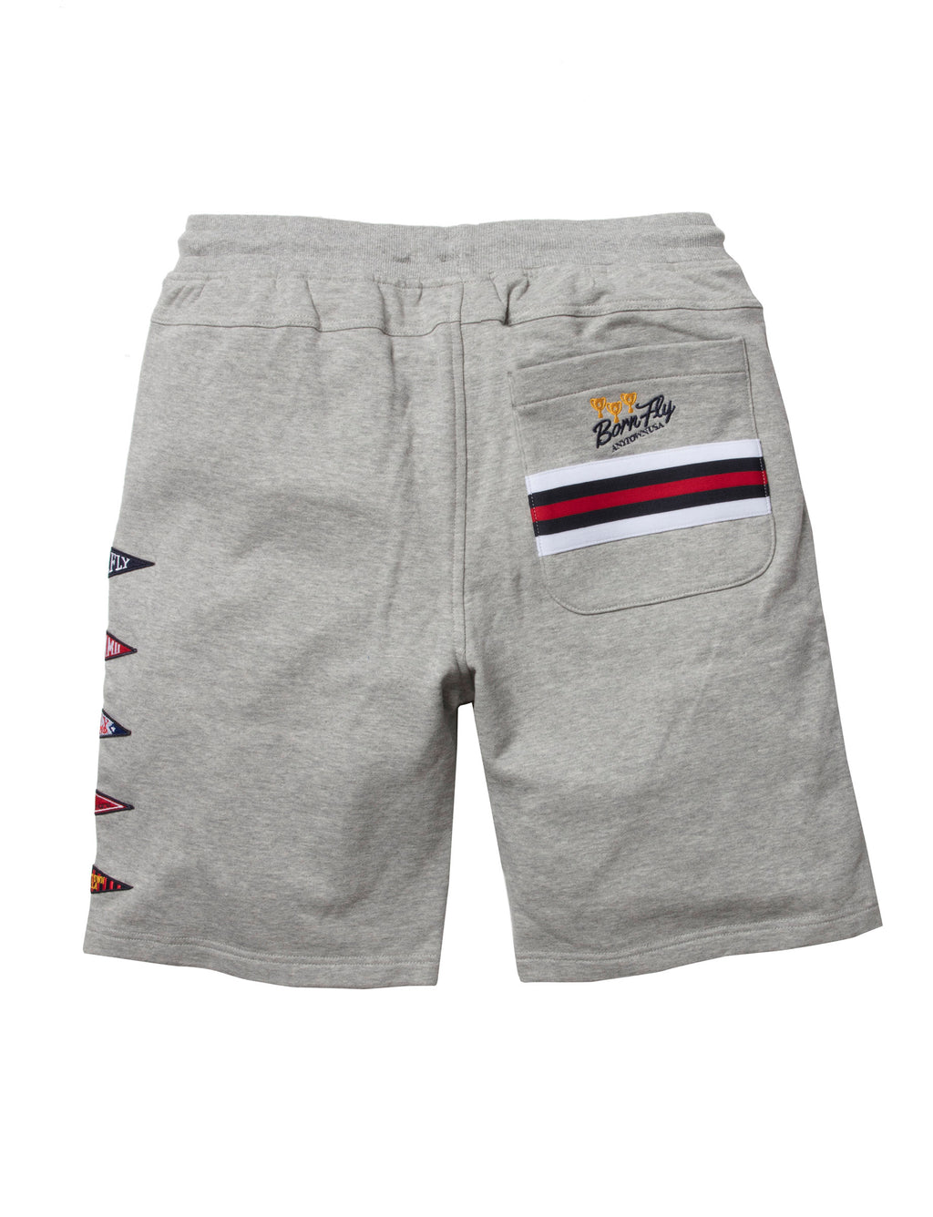 Invine Fleece Shorts