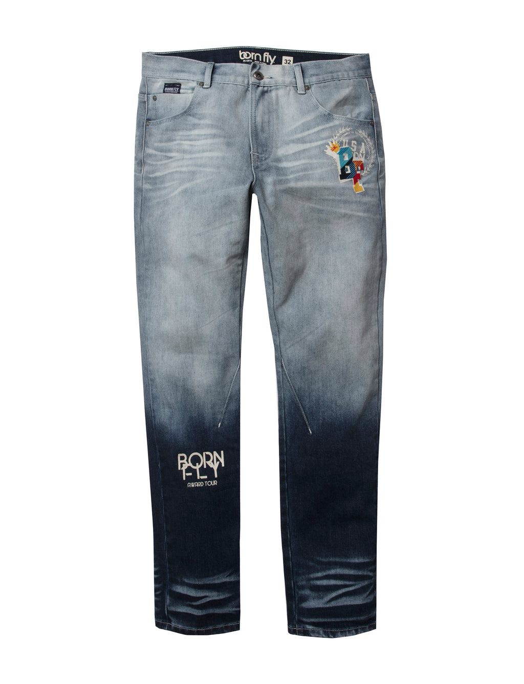 Big & Tall - Bobet Stretch Denim