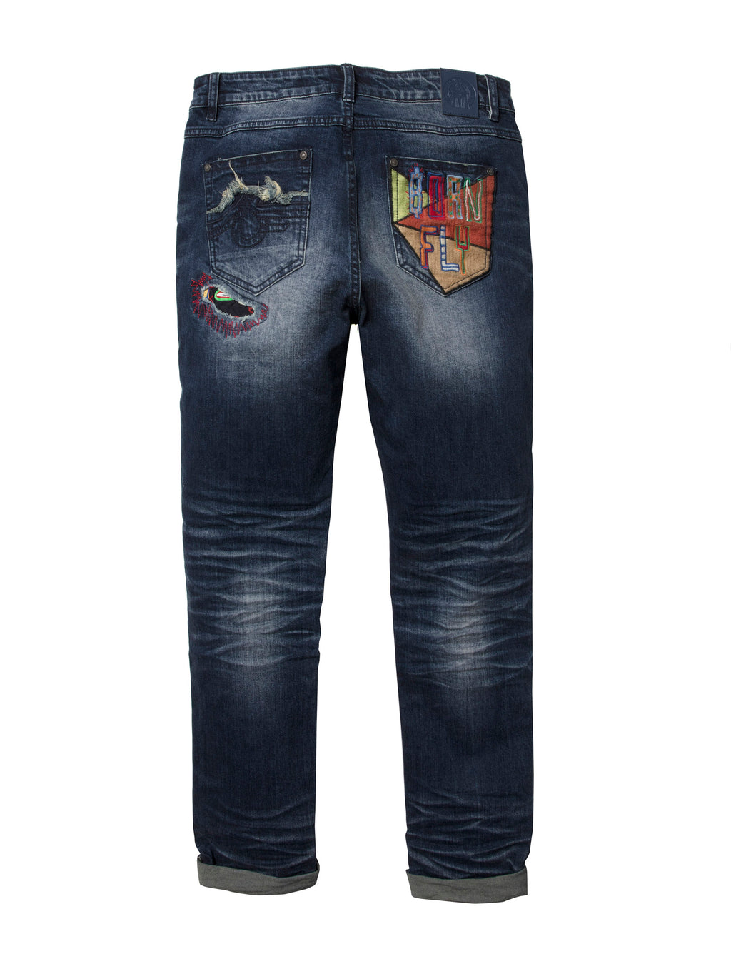 Big & Tall - Delfina Denim Jean