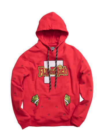 Big & Tall - Jacques Fleece Hoodie