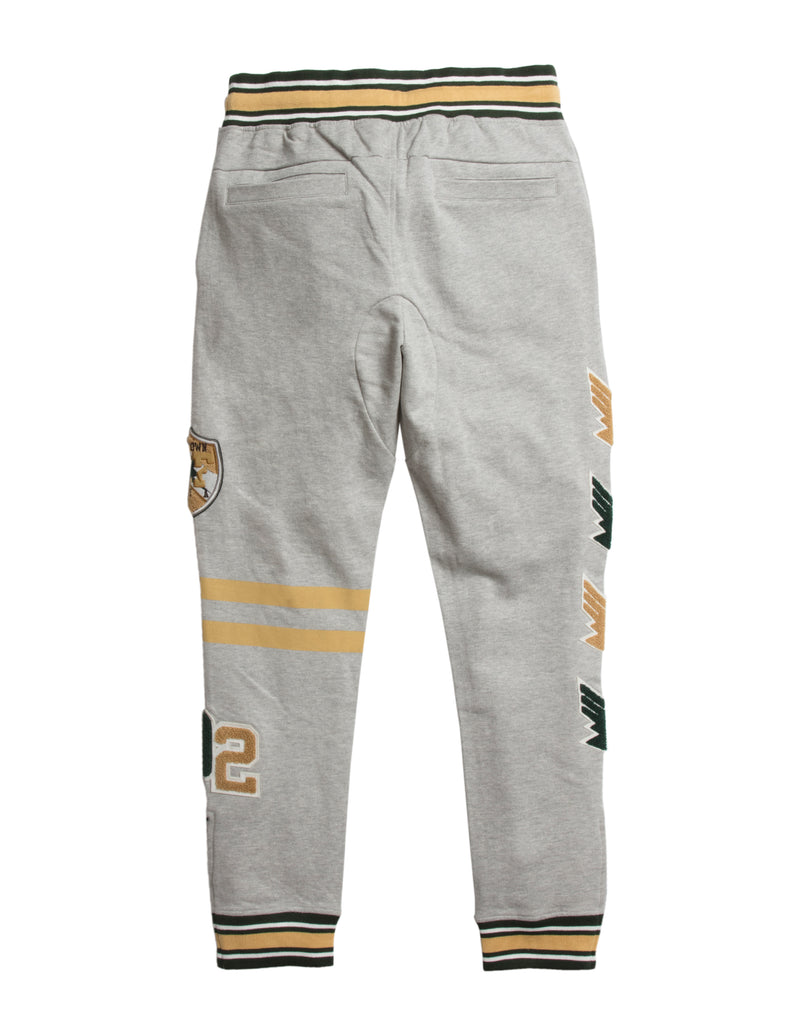 Tiger Fleece Jogger