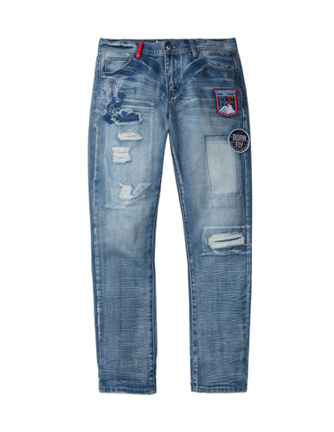 Nets Jeans - Big & Tall