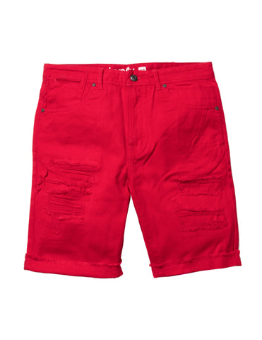 Fort Bliss Denim Short